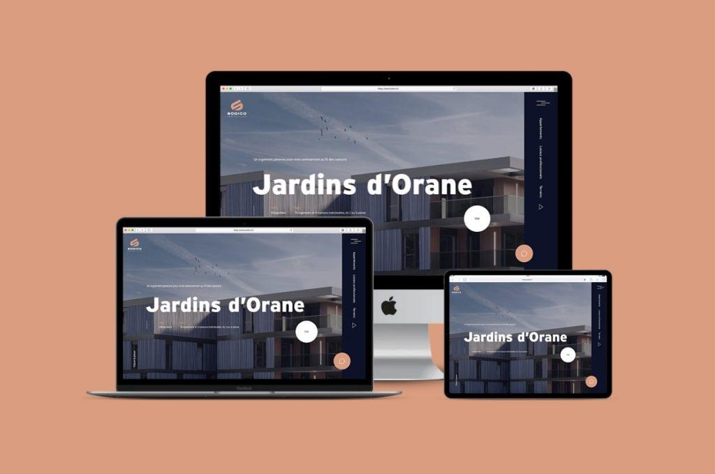 La création de site internet avec Mars Rouge à Mulhouse
